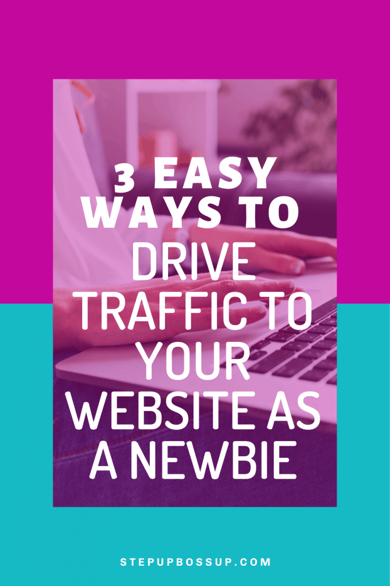 Drive Traffic to Your Website