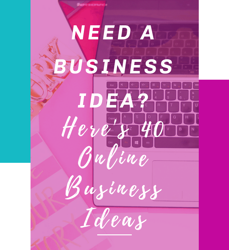 40+ Online Business Ideas – Online Business Ideas - entrepreneur – Woman – Passive Income – Startups – Work From Home Jobs – online business ideas crafts – online business ideas products – online business ideas entrepreneur – Creative business – creative entrepreneur| Step Up Boss Up | www.lorrainepemmanuel.com