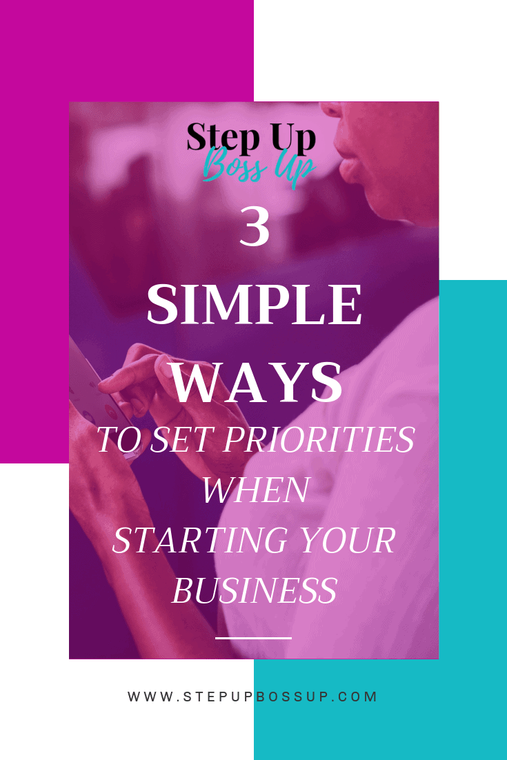 3 Easy ways to set priorities