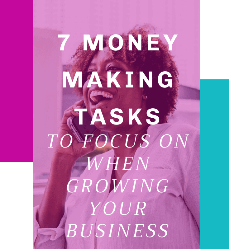 money-making tasks