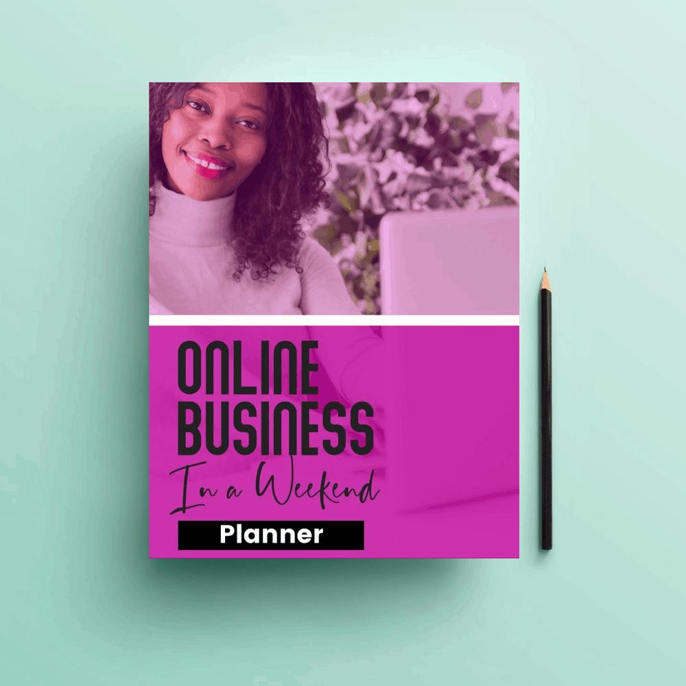 online business planner