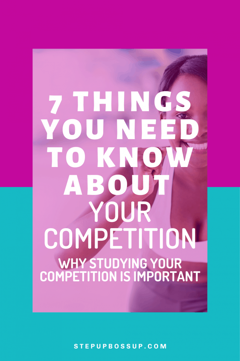 your competition