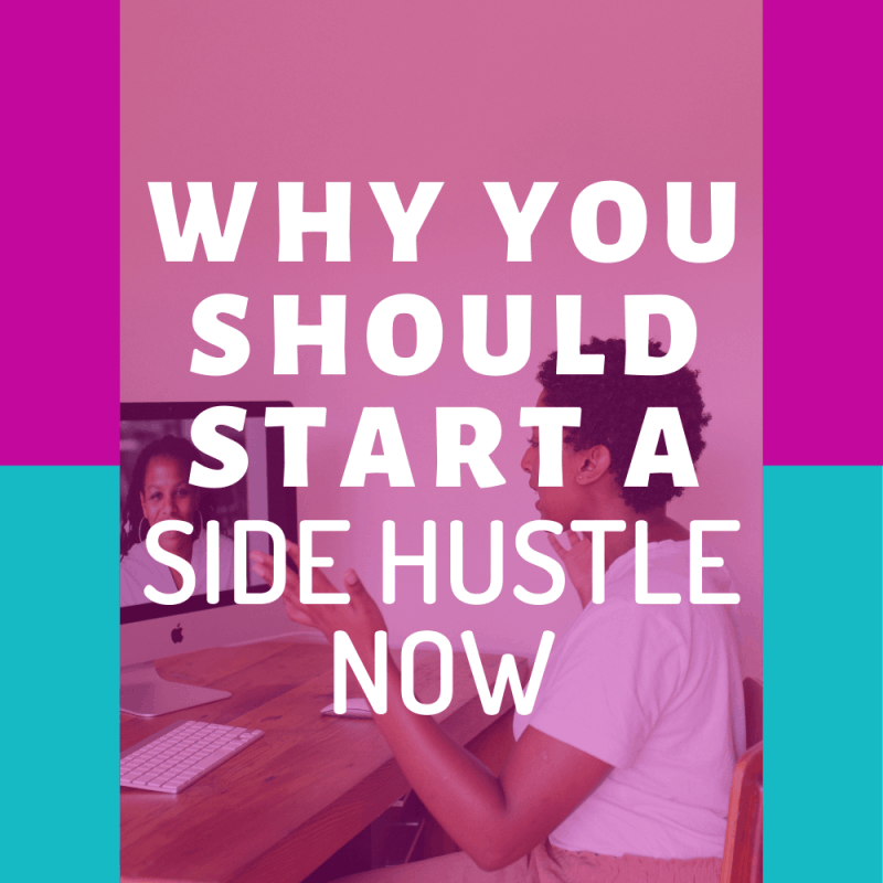 start a side hustle