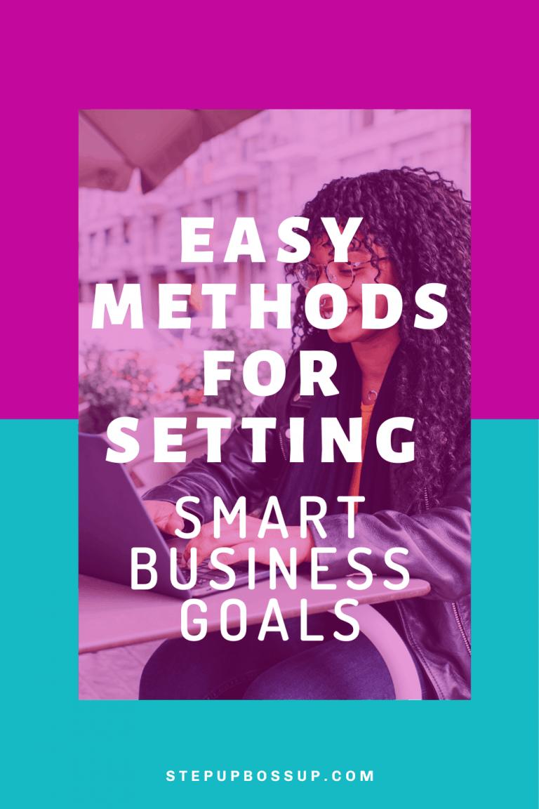 Smart Business Goals