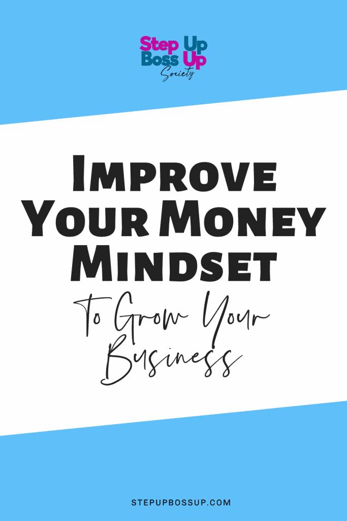 Improve Your Money Mindset