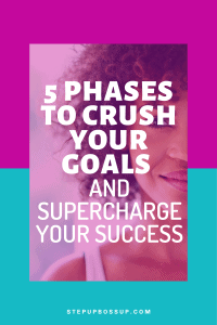 crush your goals