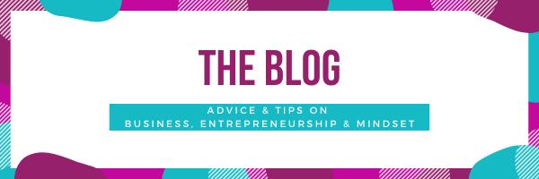 online business blog